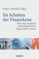 Im Schatten der Finanzkrise